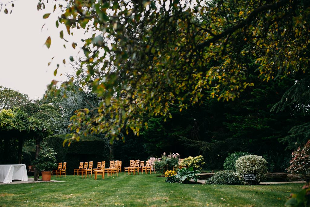 Oaks farm wedding