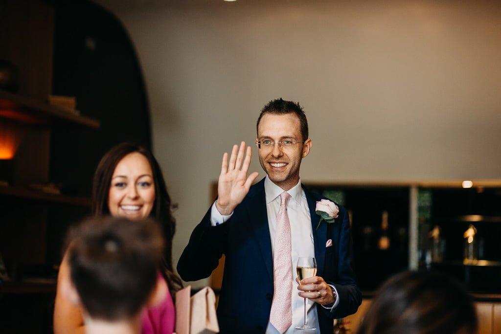 Wedding at Bluebird